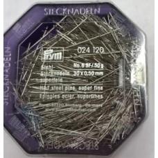 PRYM knappnålar superfin