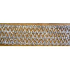 Dekorband silver