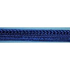 Passpoalband blå