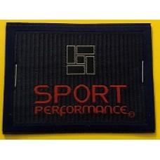 Tygmärke sport