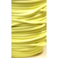 Resårsnodd gul