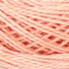 DMC pärlgarn nr. 8 färgnr. 353