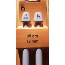 Pony jumperstickor 12mm, 35cm