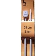 Pony jumperstickor 4mm, 35cm