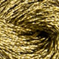 DMC pärlgarn nr. 5  5282 guld