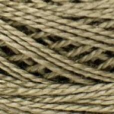 DMC pärlgarn nr. 8 färgnr. 640