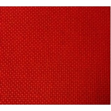 Hardangerväv röd