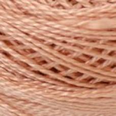 DMC pärlgarn nr. 8 färgnr. 754