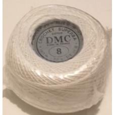 DMC Crochet superba 8