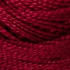 DMC pärlgarn nr. 8 färgnr. 816