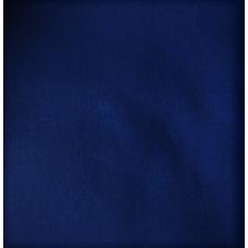 Muddväv tubstickad blå/royal