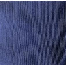 Muddväv tubstickad blå