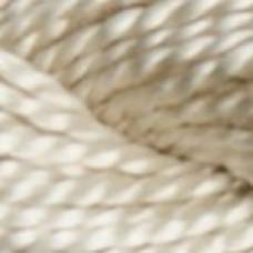 Dmc pärlgarn nr. 5 10m färgnr. 822