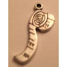 Metall dekoration Måttband