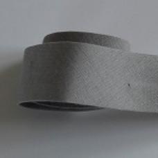 Kantband grå