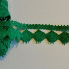 Stuvbit spets grön