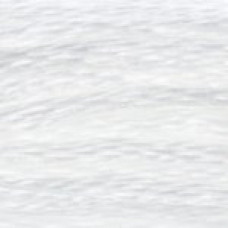 DMC moulinegarn Blanc