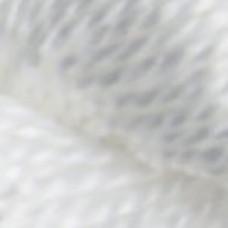 Dmc pärlgarn nr. 5 färgnr. blanc 20g