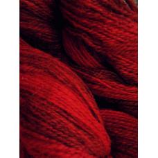 2-tr ullgarn flamgarn röd
