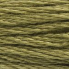 DMC moulinegarn lin färg 3012
