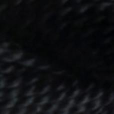 Dmc pärlgarn nr. 5 färgnr. 310  20g