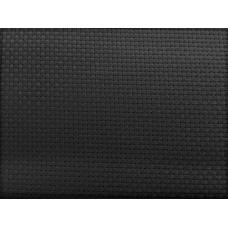 Aidaväv mörkgrå 3,4
