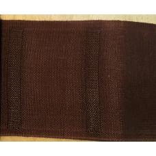 Veckband brun